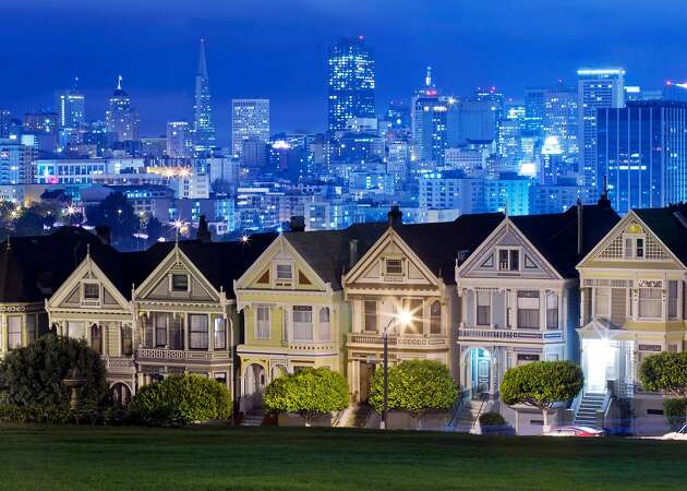 Court upholds SF's right to prevent telecom companies from marring scenic views