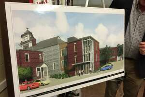 The Greater Litchfield Preservation Trust presented a plan to convert the former Litchfield Judicial District courthouse into a new Town Hall earlier this year.