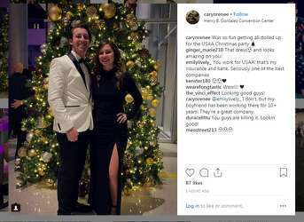 Usaa Christmas Party 2020 Instagram offers look into USAA holiday party where Journey performed