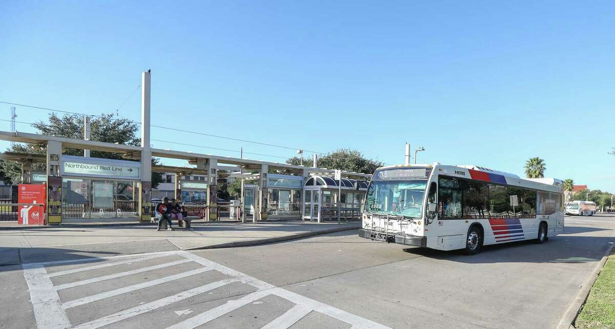 The Wheeler Transit Center Monday, Dec. 17, 2018, in Houston. The transit center will be an epicenter of some of Metro's planned transit improvements, namely bus rapid transit from Westchase to the University of Houston area.