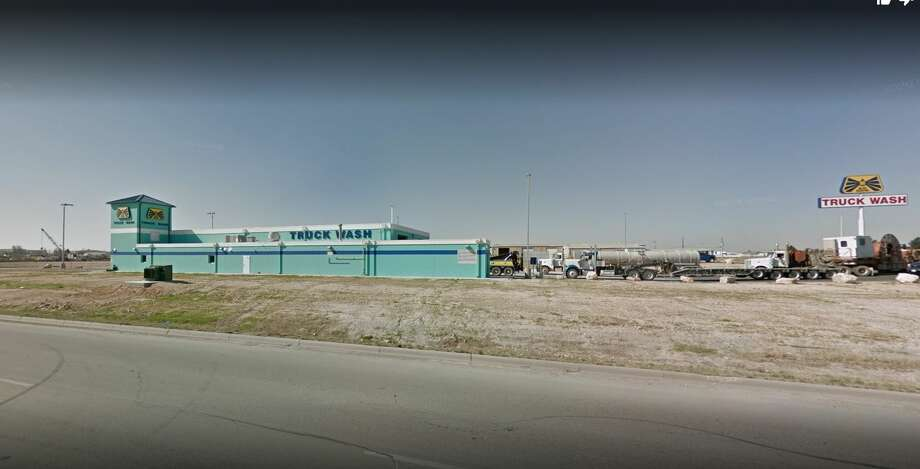 Salina, Kansas-based Blue Beacon International appeared before the Planning and Zoning Commission Monday as the commission considered its request for a zone change from LR-2 Local Retail to BP, I-20 Business Park on a 5.450-acre tract of land at northwest South Fairgrounds Road and the east Interstate 20 Frontage Road.