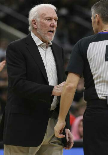 As roles reverse, Pop pushes the boulder