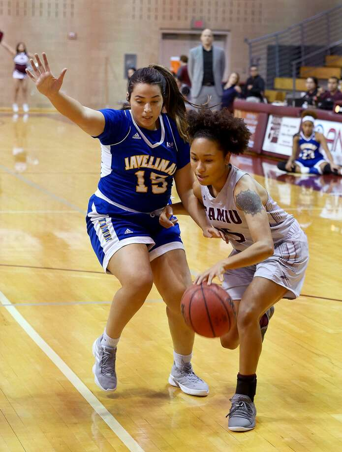 TAMIU was blown out 89-25 at Texas State in an exhibition Monday, their fewest points ever scored in recorded history. It just edged the 26 they scored in 2010-11 against a Brittney Griner-led Baylor in an exhibition game. Photo: Cuate Santos /Laredo Morning Times File / Laredo Morning Times