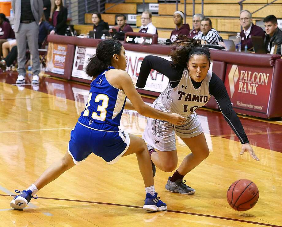 Marina Gatica and TAMIU host Lubbock Christian Thursday night at 5:30 p.m. The Dustdevils are looking for their first win of the season. Photo: Cuate Santos /Laredo Morning Times File / Laredo Morning Times