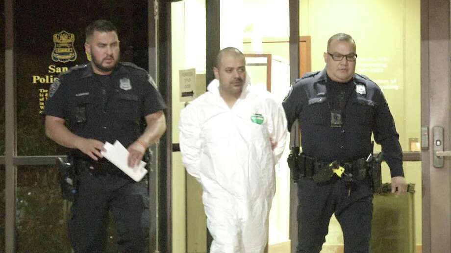 Joseph Mata is now facing three counts of aggravated robbery. Carlos Ortiz, a spokesman for the San Antonio Police Department, said authorities are expecting to charge him with three additional counts of aggravated robbery. He remains in the Bexar County Jail. Photo: Ken Branca