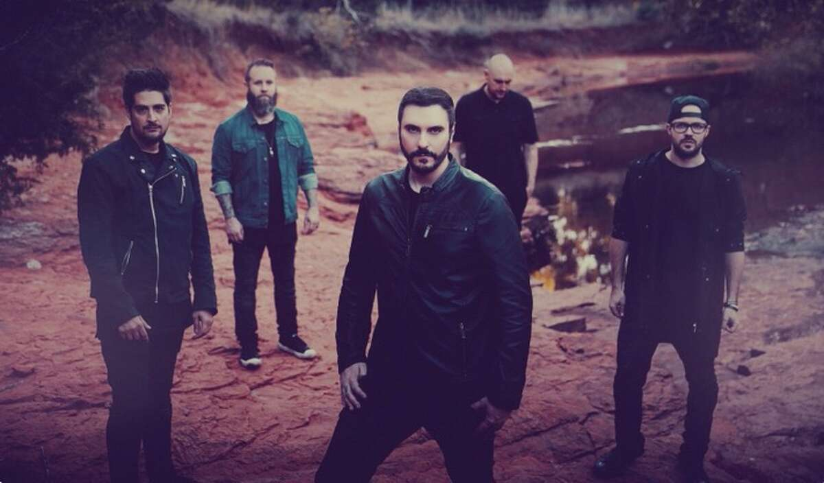 Breaking Benjamin with Skillet, Underoath & Fight the Fury will play The Dow Event Center at 6:30 p.m. Friday, March 15.