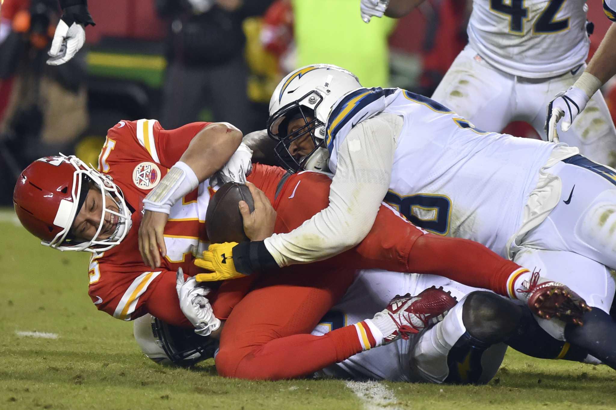 John McClain's NFL power rankings: Week 16