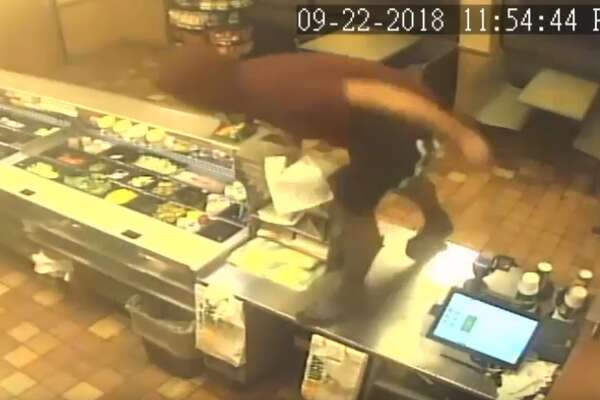 Subway Worker In Houston Fends Off Robbery Suspects With Box Cutter
