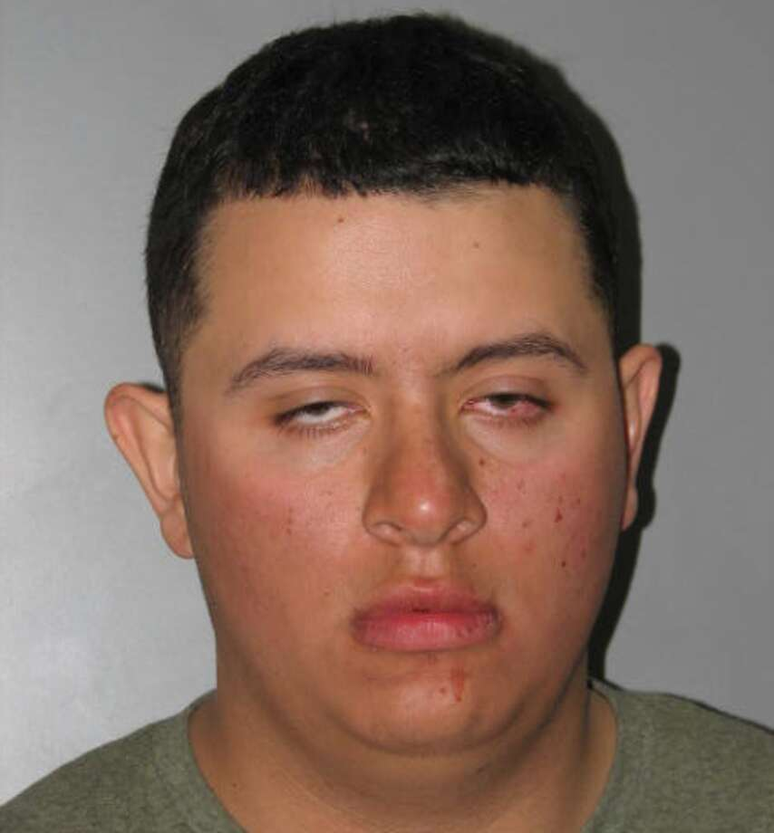 Erick Hernandez has been charged with intoxication manslaughter. Photo: Harris County Sheriff's Office