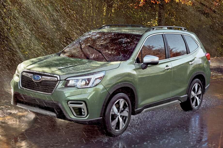10. Subaru Forester