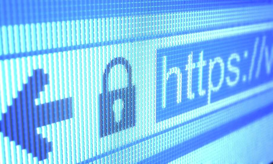 "Consumers should check the Web address to make sure it begins with ""https."" The ""s"" denotes a secure website. NEXT: From Enron to Hot Lotto, the biggest scams and frauds in Houston history Photo: Getty Images / Getty Images / Science Photo Library RF"