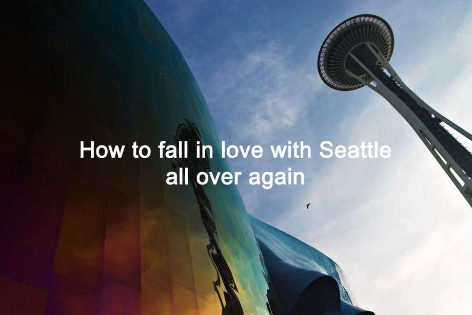 Sometimes living in the city can be a drag. But these little gems help us fall in love with Seattle all over again.
