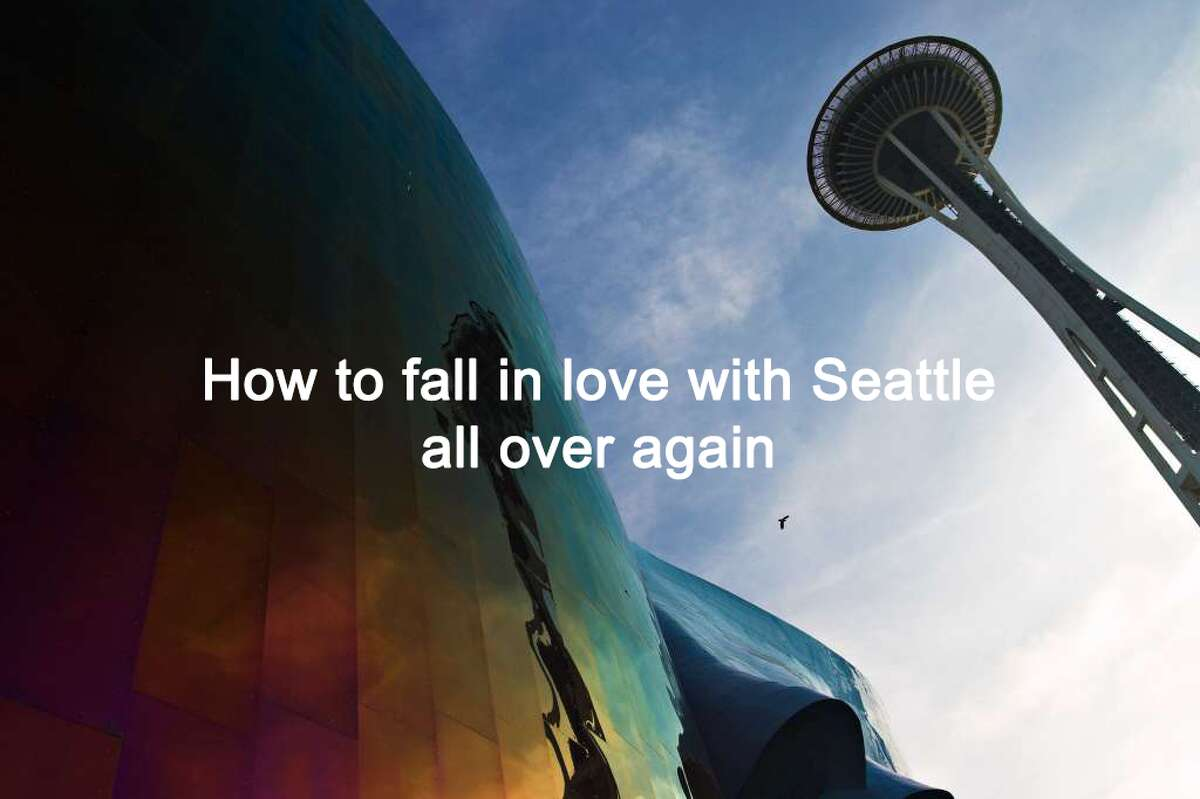 Sometimes living in the city can be a drag. But these little gems help us fall in love with Seattle all over again. Click through the slideshow to see some of our favorite things about living here...