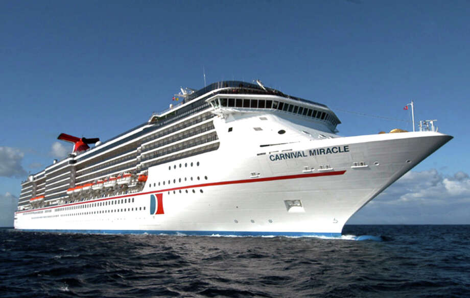 The Carnival Miracle will operate a series of cruises from San Francisco in 2020. Photo: Carnival