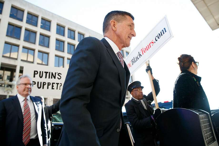 A federal judge postponed the sentencing of President Trump's first national security adviser, Michael Flynn. Photo: Tom Brenner / New York Times