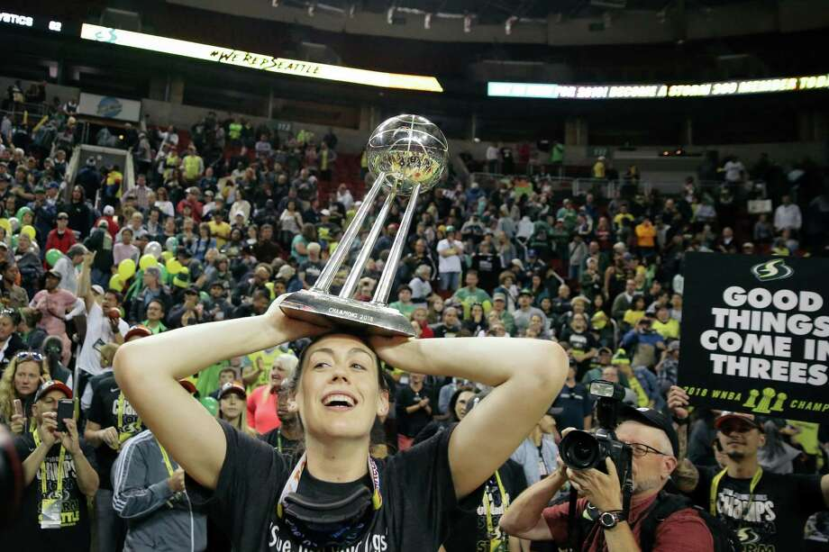 The Sun will face defending champion Seattle and Breanna Stewart on June 16 at 3:30 p.m. in a game being televised on ABC. Photo: GENNA MARTIN / SEATTLEPI.COM / SEATTLEPI.COM