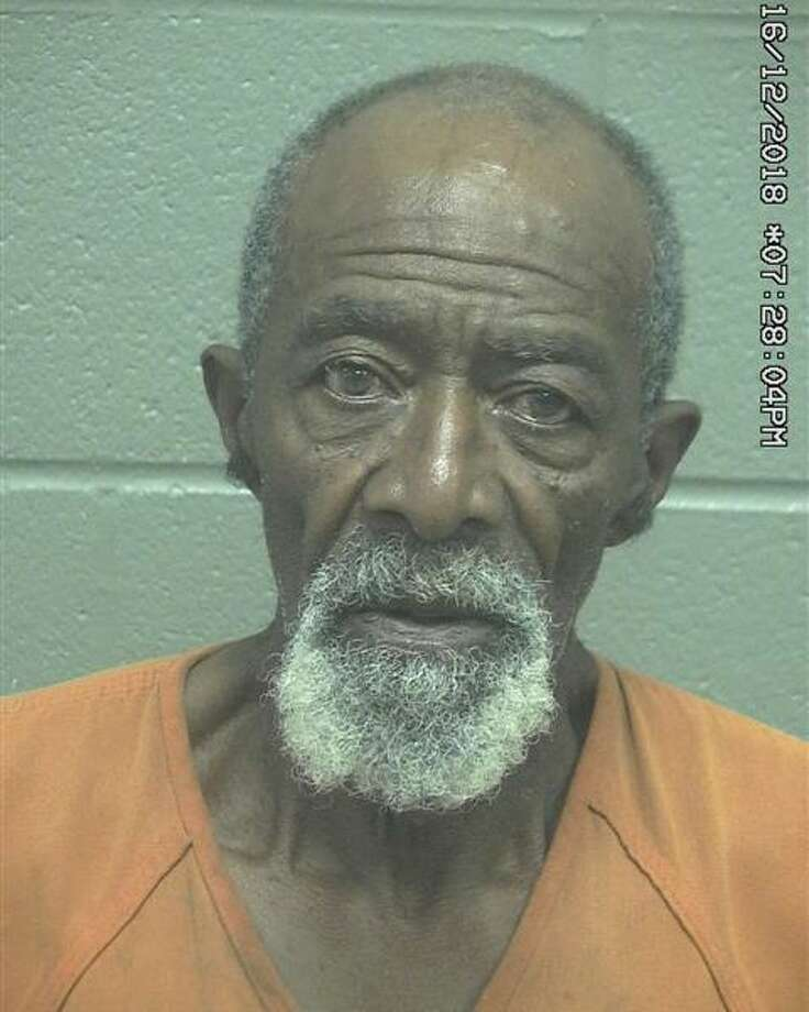 Clay Caston Jr., 75,was arrested Dec.15 after he allegedly pointed a rifle at a female, according to court documents.  Photo: Midland County Sheriff's Office