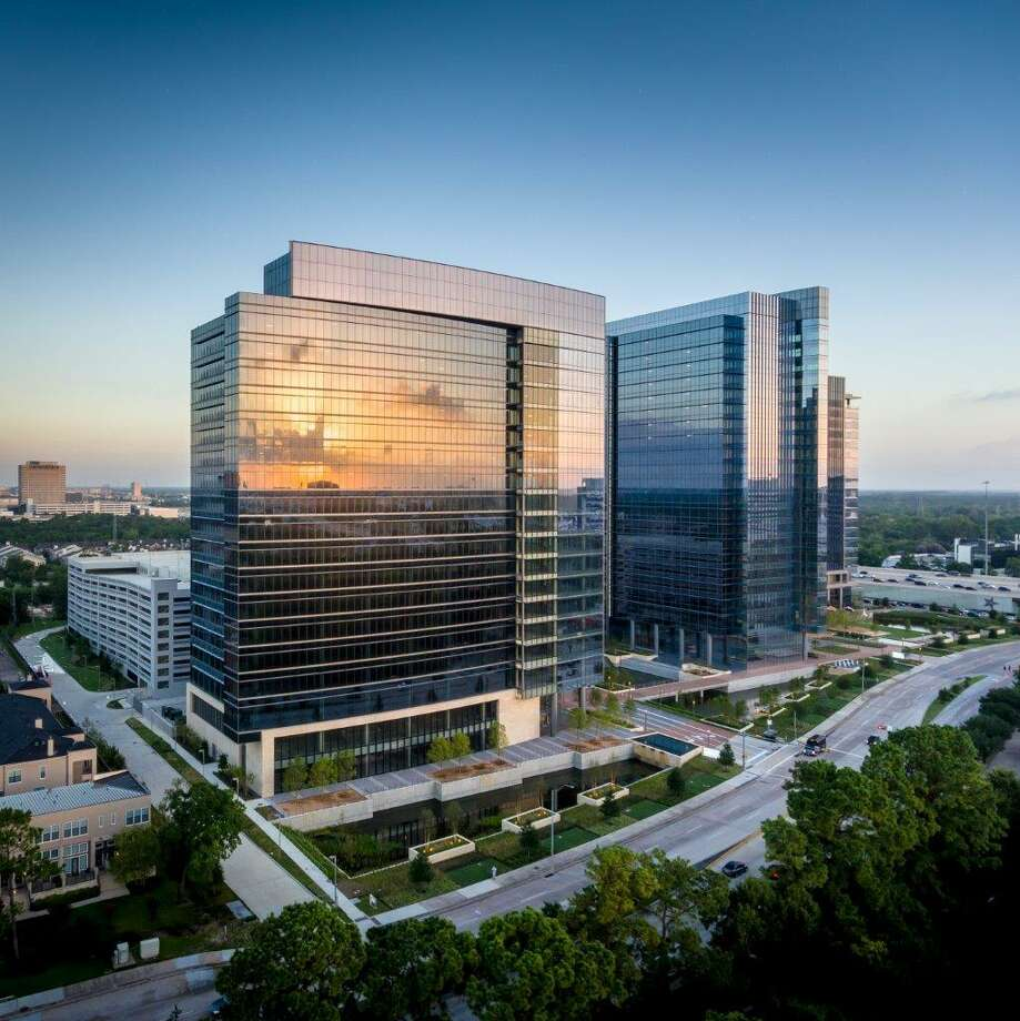 McDermott International has leased the entire 524,000-square-foot Energy Center Five building at 915 N. Eldridge Parkway. The company will consolidate five of its 10 leased locations in Houston to the 18-story building next year. CBRE represented McDermott and the landlord, TCH Energy Corridor Venture. Photo: Courtesy Of CBRE