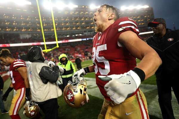 49ers George Kittle Might Have Surprised Observers But Not