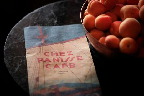 The Fruit Bowl is the pinnacle of perfection and a signature dessert choice at Chez Panisse cafe. Photo: Mike Kepka / The Chronicle