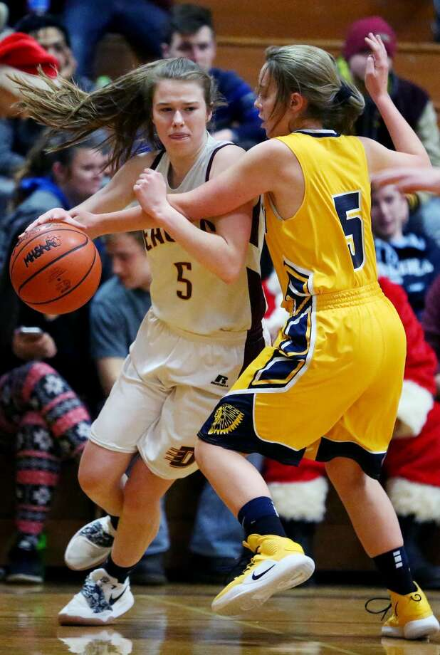 Deckerville 55, North Huron 10 Photo: Paul P. Adams/Huron Daily Tribune