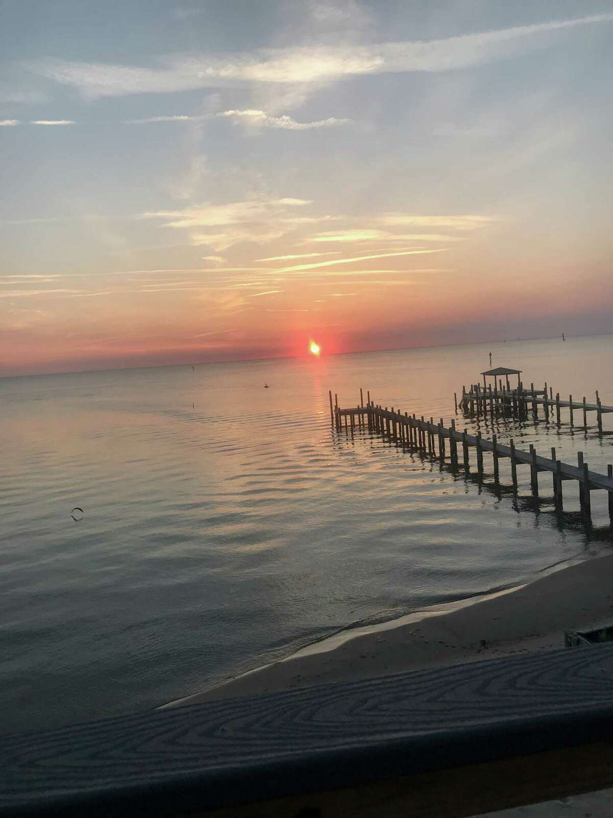 From Jim and Babs Corona of Rexford---shot in Ocracoke, North Carolina
