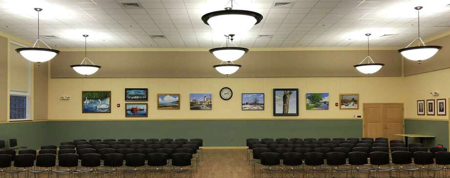 A new City Hall Auditorium Gallery opens to the public Thursday from 5-8 p.m. in Torrington. Photo: Contributed Photo /