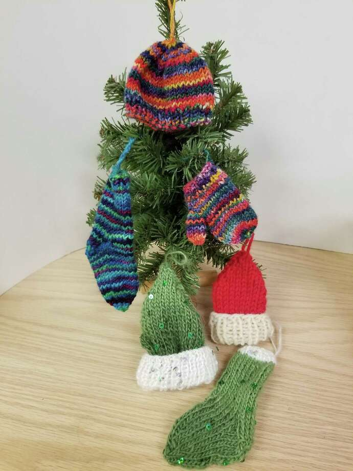 Not only are handmade ornaments sweet, but they are fun and quick to make. Photo: Ginger Balch / Contributed Photo