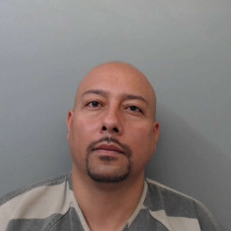 Jose Alejandro Andrade, 37, was charged with four counts of animal cruelty. Photo: Webb County Sheriff's Office