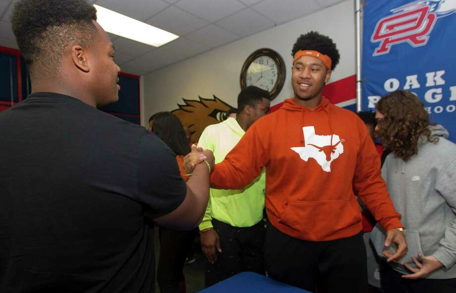 Where Houston S Top 100 High School Football Recruits Are Signing