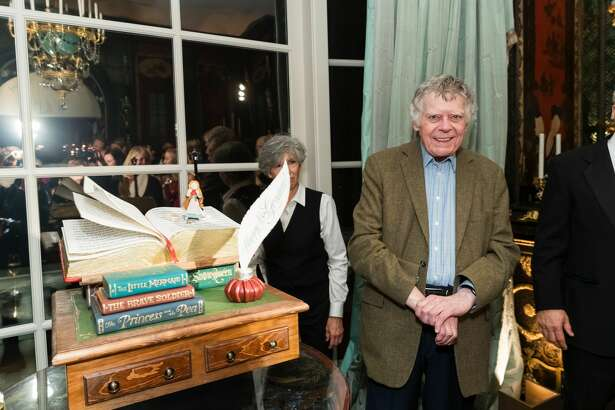 Gordon Getty attends Gordon Peter Getty's 85th Birthday Celebration on December 15th 2018 at Private Residence in San Francisco.