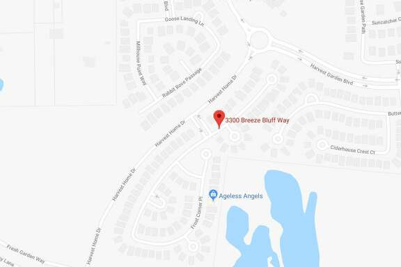 One person is dead and another is in critical condition after a shooting in the 3300 block of Breeze Bluff in Richmond, on Wednesday, Dec. 19, 2018.