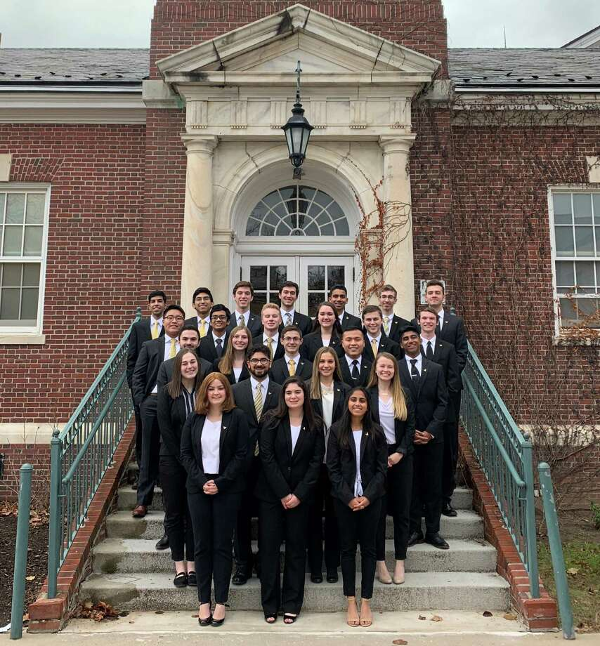 Trumbull High wins We the People state competition for 8th year in a row. Photo: Contributed