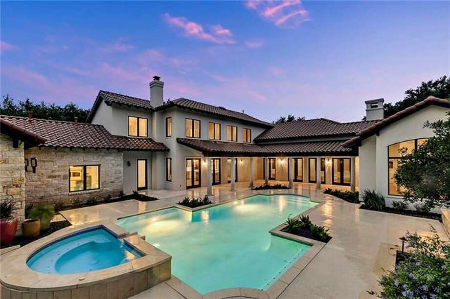 Click Ahead To View Five Mansions For Sale In The Barton Creek  Neighborhood. 1.
