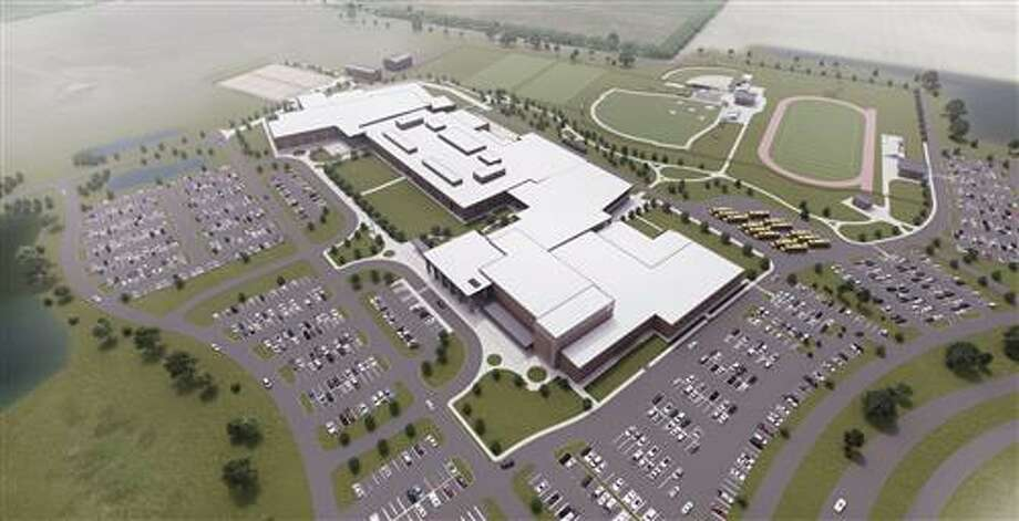 Fast-growing Alvin ISD is planning to build a fourth high school. The facility will go in Iowa Colony off Texas 288 and CR 64.