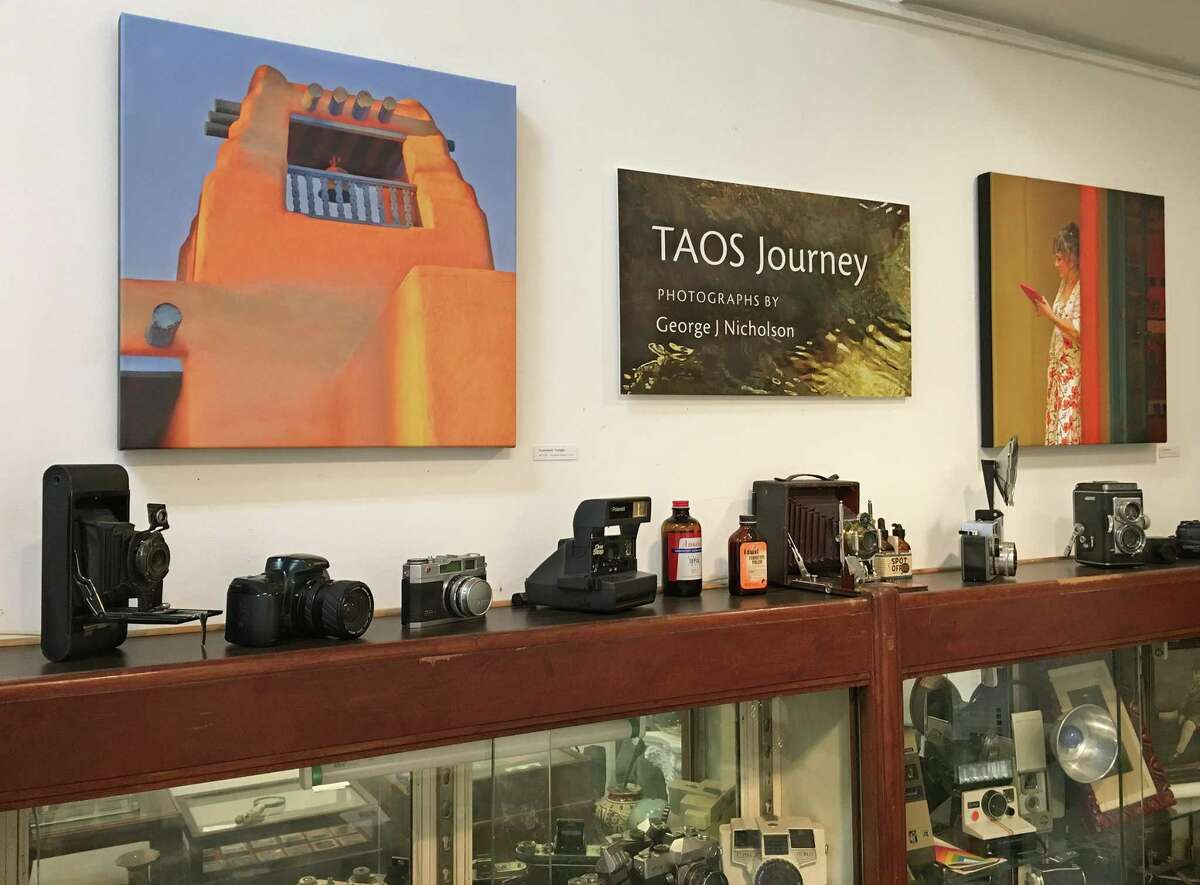 """""""Taos Journey: An Exhibition of Photographs by George Nicholson"""" continues at The Photography Center of the Capital District, 404 River St., Troy through Dec. 30."""