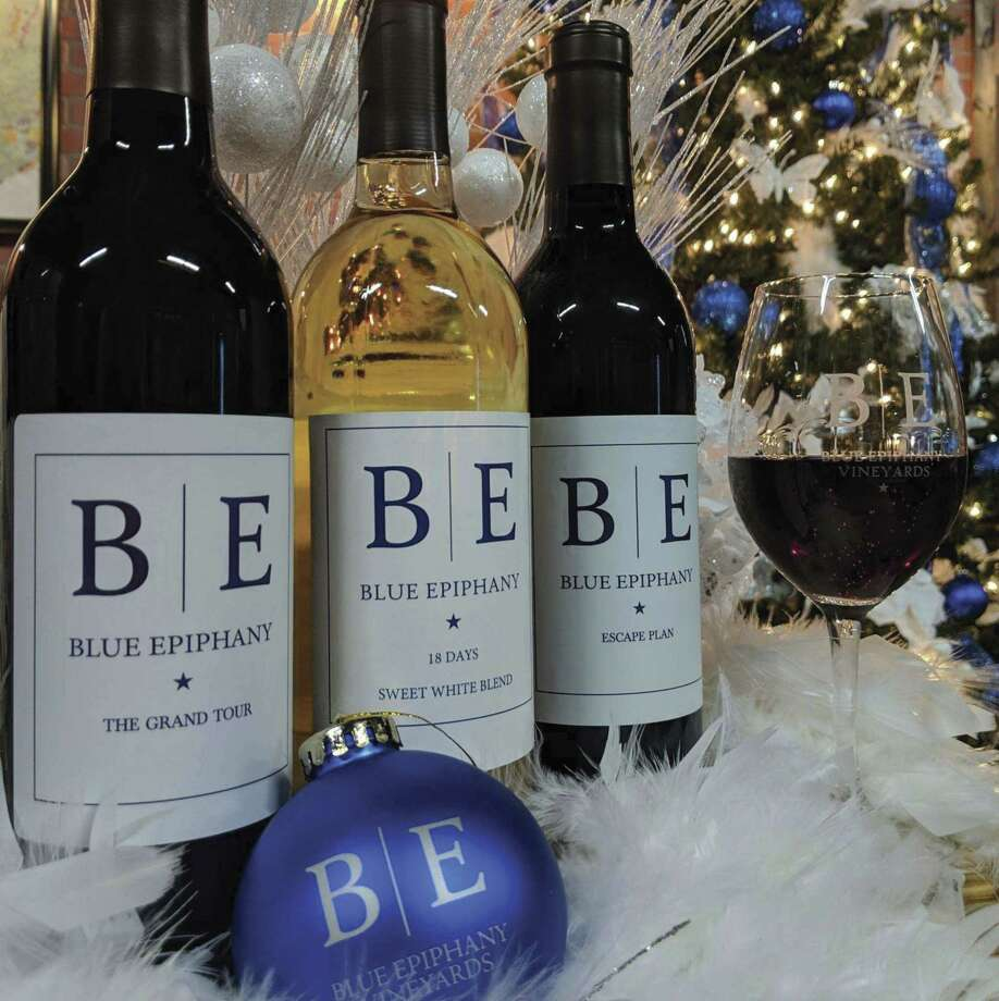 Blue Epiphany Winery in Conroe hosts Guthrie Jones this Saturday for a free 5 p.m. concert with Anthony Pitt the Saturday after Christmas.