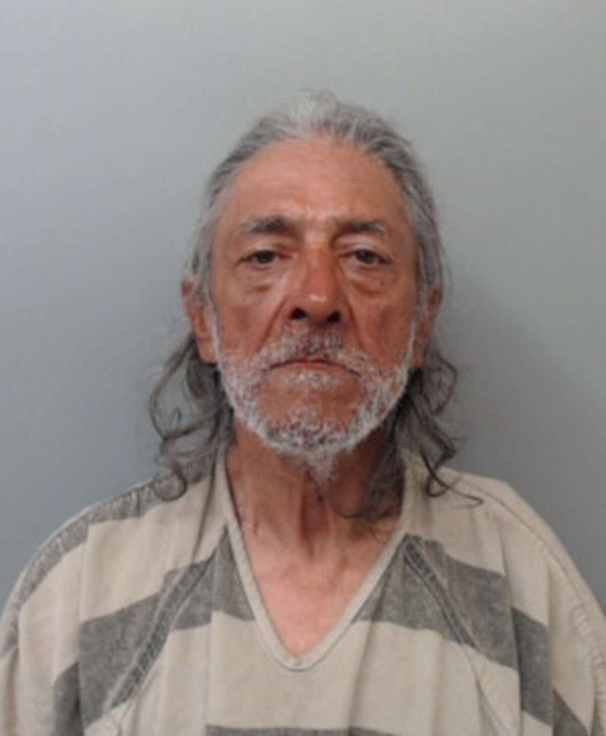 Francisco Aranda, 68, was charged with aggravated assault with a deadly weapon.