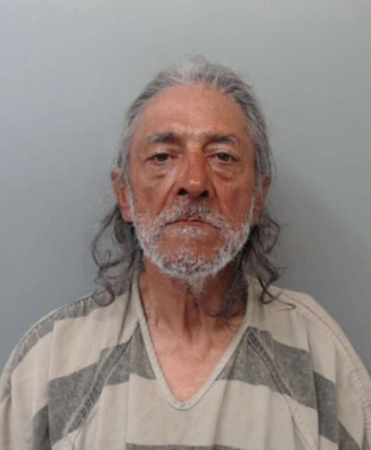 Francisco Aranda, 68, was charged with aggravated assault with a deadly weapon. Photo: Webb County Sheriff's Office