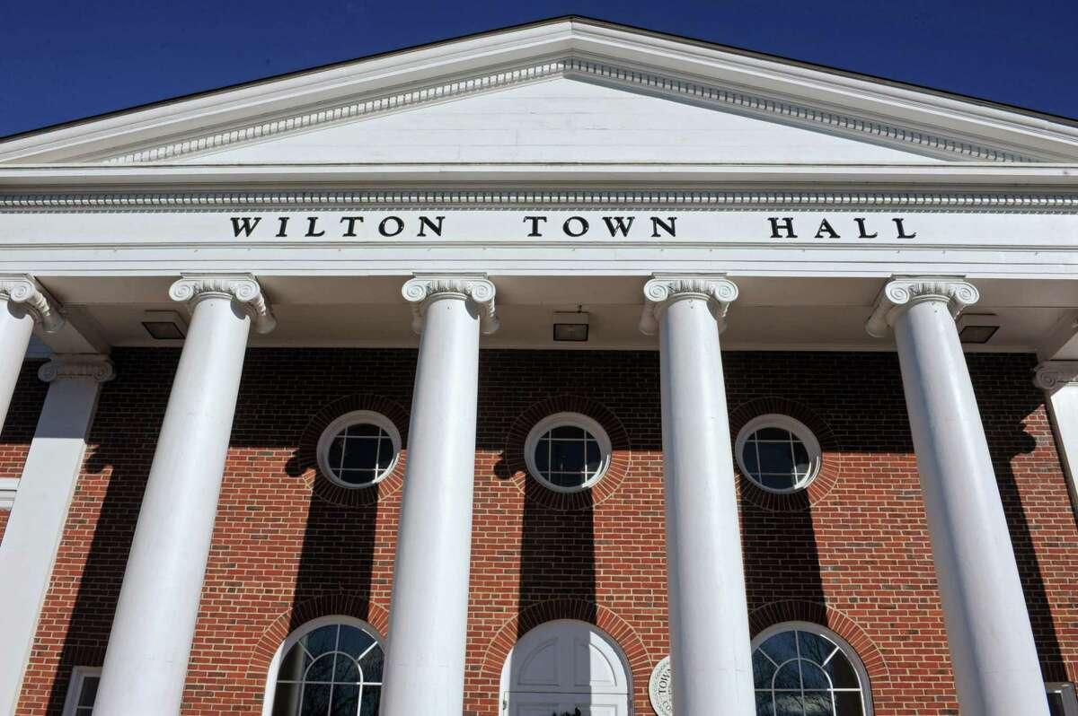 Wilton Town Hall Wednesday, December 4, 2018, in Wilton, Conn.