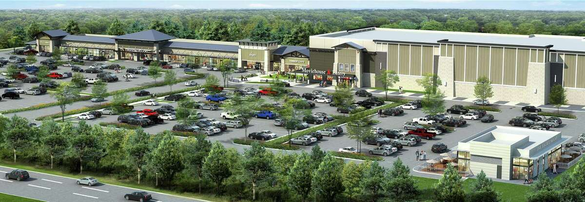 Moviehouse & Eatery will open its first Houston location at Creekside Park Village Center in The Woodlands.