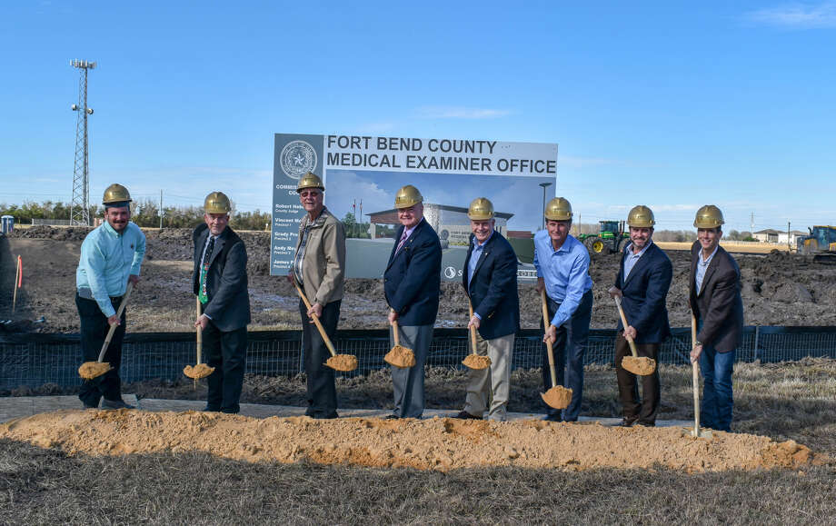 Fort Bend County breaks ground on medical examiner ...