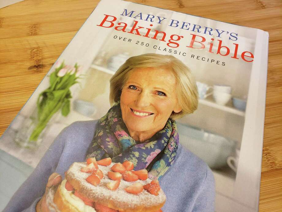Mary Berry's Baking Bible for fans of the Great British Baking Show. Photo: Frank Whitman / For Hearst Connecticut Media / Norwalk Hour freelance