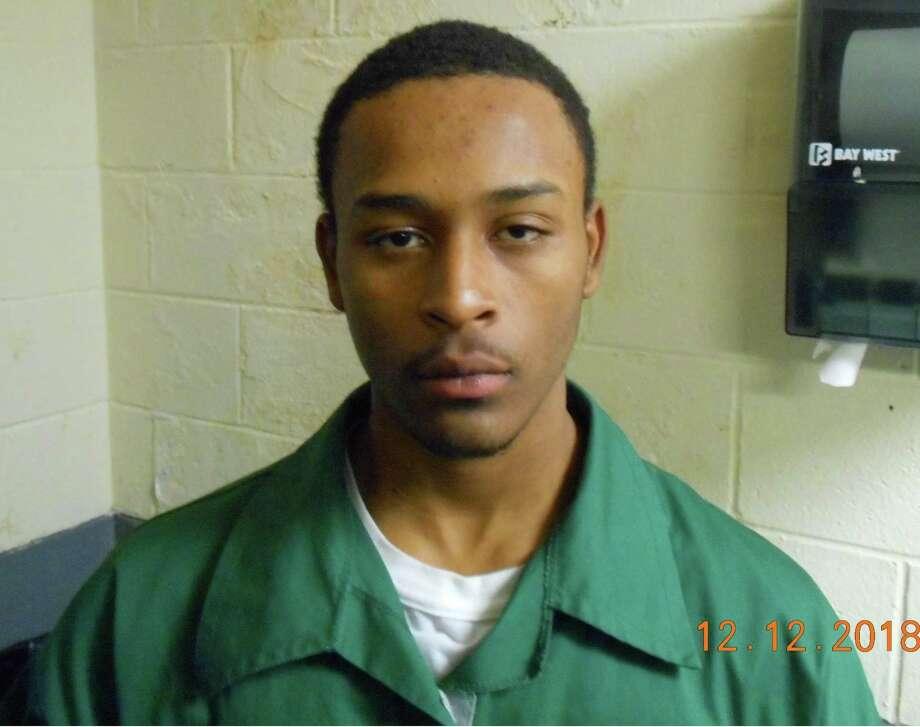 Waterbury resident Jordan Butler was arrested for alleged larceny in Westport on Dec. 12. Photo: Contributed / Contributed Photo / Westport News contributed