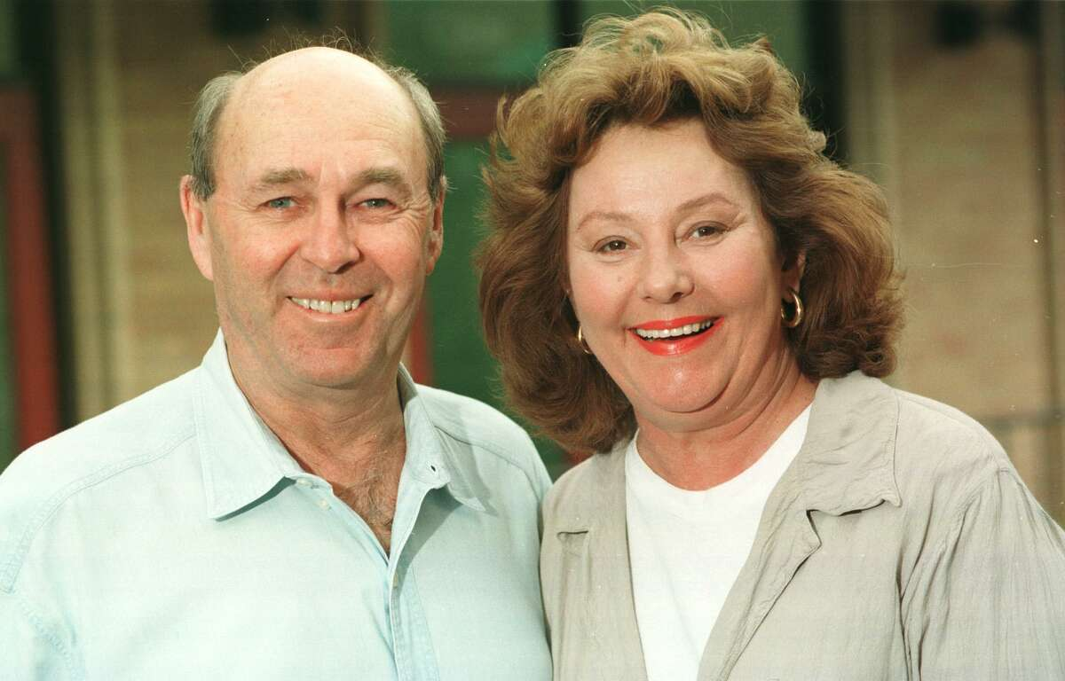 Peter Masterson and wife Carlin Glynn had a film production company with an office in Houston in the 1990s.