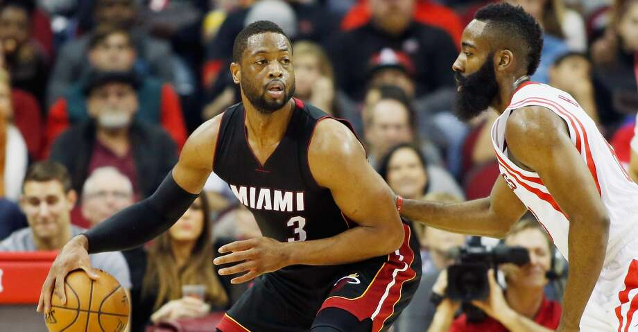 4b4347be305 PHOTOS  Rockets game-by-game Dwyane Wade  3 of the Miami Heat