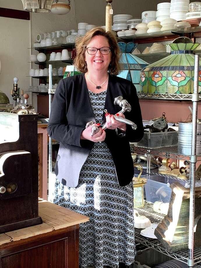 Pamela Howard, new executive director of the Historic Albany Foundation. Photo: (Provided Photo)