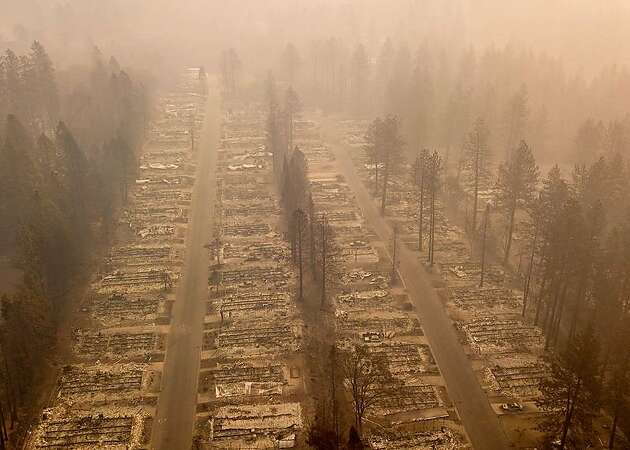 California wildfire aid left out of congressional shutdown deal