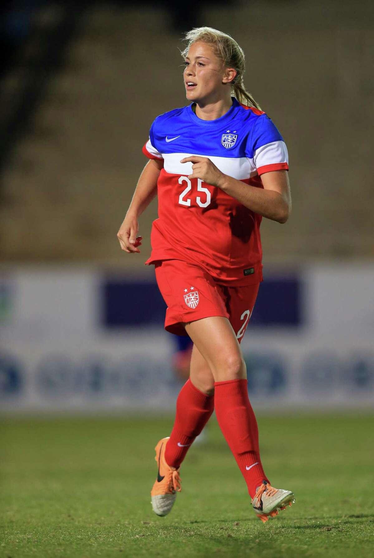Abby Dahlkemper of United States of America USA Women U23