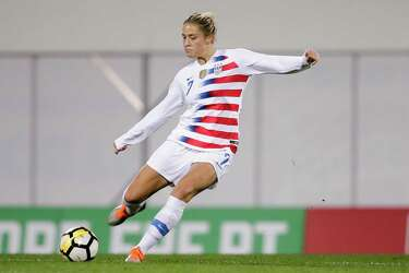 Abby Dalhkemper's journey to the spine of U S  women's